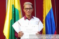 Berawal dari Ketertarikan, Mahasiswa Indonesia Raih Beasiswa ke Kolombia