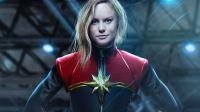 Brie Larson Kunjungi Pangkalan Angkatan Udara AS demi Captain Marvel