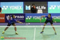 Hafiz Gloria Waspadai Pasangan Korea di Perempatfinal Malaysia Masters 2018