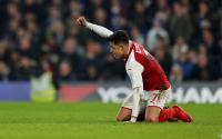 Alexis Sanchez Tampil saat Man United Hadapi Burnley