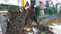 4 Rumah Warga di Kota Malang Tergerus Longsor