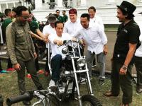 Jokowi Berniat <i>Riding</i> dengan Motor Customnya saat Resmikan Tol di Indonesia