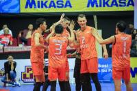 Jakarta BNI Taplus Akan Hadapi Derby Usai Menang Perdana di Proliga 2018