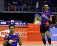 Fajar Rian Siap Habis-habisan di Final Malaysia Masters 2018