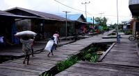 Tahukah Anda, Motor Bensin Dilarang Beroperasi di Kota Agats Papua?