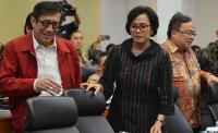 Sri Mulyani hingga Gubernur BI Kumpul Bahas Sistem Keuangan
