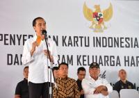 Jokowi: Jangan Sampai Terbawa Situasi Politik, Kita Jadi Saling Cela