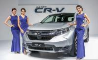 Reputasi Honda CR-V Diakui Indonesia hingga Amerika?