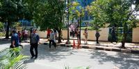 Gempa Guncang Jakarta, Karyawan MNC Berhamburan ke Luar Gedung