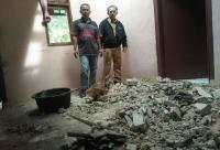 Dampak Gempa, 82 Bangunan Rusak Termasuk Masjid dan Sekolah di Bogor