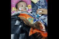 Orangtuanya Hilang Misterius, Kondisi Bayi Afif Kini Memprihatinkan