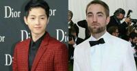 Apa Jadinya Song Joong Ki Disandingkan dengan Robert Pattinson?
