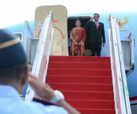 Jokowi Kunjungi Sri Lanka dan 4 Negara Asia Selatan