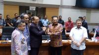 Kahar Muzakir Jadi Ketua Komisi III DPR Gantikan Bamsoet