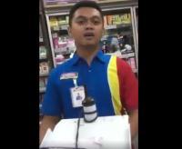 Struk Tak Sesuai Label Harga, Konsumen Semprot Kasir Minimarket