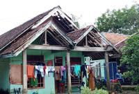 Kerusakan Pasca-Gempa 6,1 SR Terus Bertambah, 1.140 Rumah di Lebak Rusak