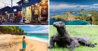 6 Alasan Traveler Domestik Harus Liburan Keliling Indonesia