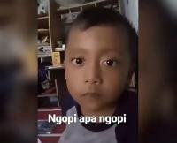 Viral Celoteh '<i>Ngopi</i> Apa <i>Ngopi</i>', Artis pun <i>Ikutan Remake</i>