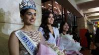 Tiba di Indonesia, Miss World 2016 Stephanie Del Valle Ngaku Rindu Gado-Gado
