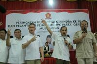 Aswari Riva'i: Gerindra Akan Terus Memberikan yang Terbaik untuk Indonesia