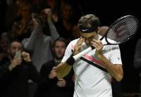 Ini Target Federer Berikutnya Setelah Tempati Posisi Petenis Nomor 1 Dunia