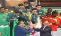 Aljazair Cetak Sejarah Tampil Perdana di Putaran Final Piala Thomas 2018