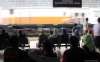 Jalur Kereta Api Semarang-Solo Sudah Bisa Dilalui Kecepatan 5 Km/Jam