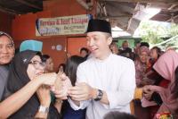Dedie Rachim Dialog Bersama Warga Kota Bogor Sambil Makan Bakso