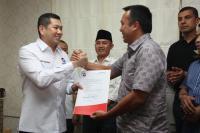 Pesan Hary Tanoe untuk Ridho Ficardo di Pilgub Lampung