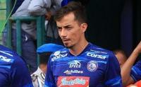 Arema FC Cari Pengganti Rodrigo Ost Dos Santos