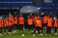Barcelona Bertekad Incar Gol Tandang di Stamford Bridge