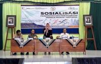 Dewi Aryani & BNP2TKI Sosialisasi Perlindungan Migran Indonesia