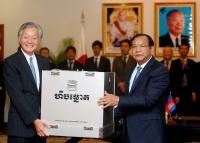 Jepang Sumbang 10 Ribu Kotak Suara untuk Pemilu Kamboja