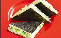 Camilan Anak di Sore Hari Bunda Bisa Bikinkan Sandwich Sushi