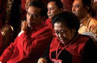 Bertemu Megawati di Istana Batu Tulis, Jokowi Akui Bahas Persiapan Pilpres 2019