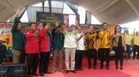 Ribuan Warga Oku Timur Nyatakan Sikap Menangkan Dodi-Giri di Pilgub Sumsel