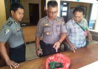 Pekerja Proyek Temukan Granat Nanas di Lokasi PON Papua
