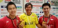 Tim Ganda Putra Indonesia Sesalkan Hasil Undian All England 2018