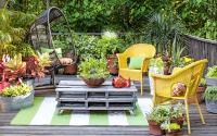 Taman yang Asri Bisa Dihadirkan di Rumah