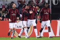 AC Milan Maju ke 16 Besar Liga Eropa 2017-2018 Usai Tundukkan Ludogorets