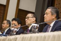 Presiden Ajukan Perry Warjiyo Calon Gubernur BI