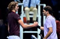 Zverev: Federer Lebih Humoris ketimbang Nadal