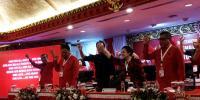 PDIP Umumkan Cawapres Pendamping Jokowi pada Agustus 2018