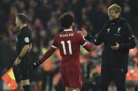 Klopp Terkesan dengan Gol Salah ke Gawang West Ham