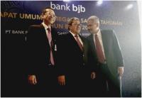 Gubernur Aher: bank bjb jadi Penggerak Ekonomi Jabar