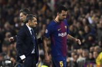 Valverde Sebut Busquets Pemain Terbaik di Posisinya