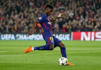 Dembele Berharap Dimainkan saat Barcelona Hadapi Athletic Bilbao