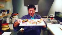 Es Cappucino, Keinginan Sederhana Chef Harada Sebelum Meninggal