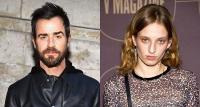Pisah dari Jennifer Aniston, Justin Theroux Pacari Artis Muda