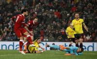 Gracia: Salah Layaknya Messi karena Tak Dapat Dihentikan